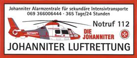 Johanniter Alarmierung