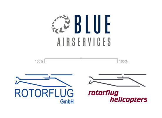 Merger of Rotorflug GmbH
