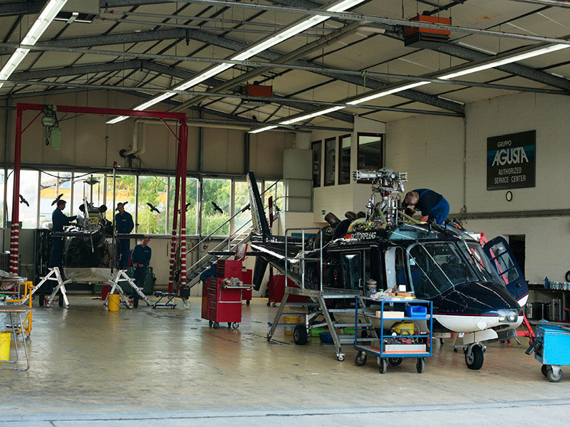 AgustaWestland Service Center