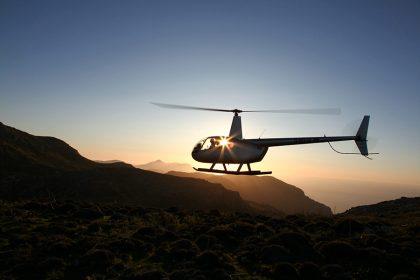 Hubschrauber Rundflüge auf Mallorca