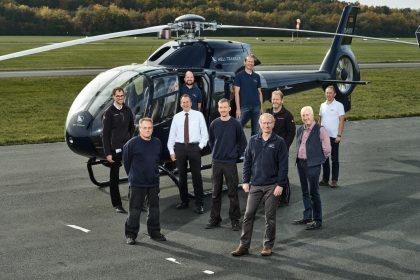 CAMO-Schulung der Wartungsbetriebe von Heli Transair und Rotorflug